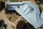 Obj13 Klempnerarbeiten, Dacheindeckung Doppelstehfalzdeckung in Zink