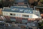 Obj15 Klempnerarbeiten,  Dacheindeckung Doppelstehfalz Titanzink